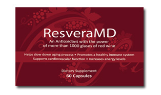 Learn more about Resvera MD