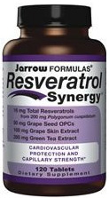 Does Resveratrol Synergy work?